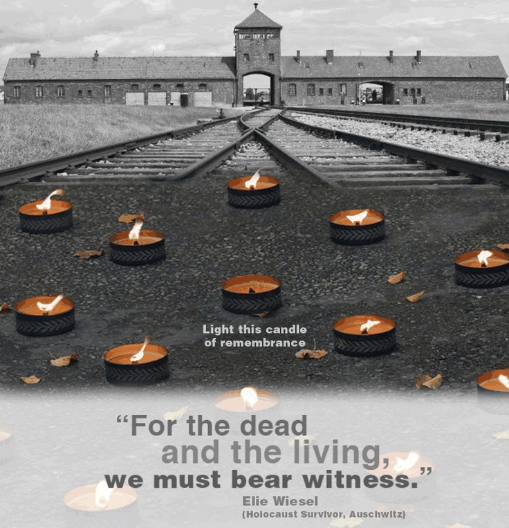 holocaust memorial day pics
