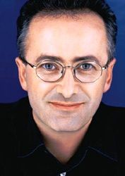 "Today Australian Birthday - 4th May, **see videos ... Andrew Denton and ""Stairway To Haven"" Andrew Christopher Denton was born 4 May 1960 at Sydney New South Wales. Andrew is an Australian television producer,comedian, Gold Logie-nominated, television presenter and former radio host,. Read more ..."