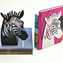 Aparador de Livros Zebra
