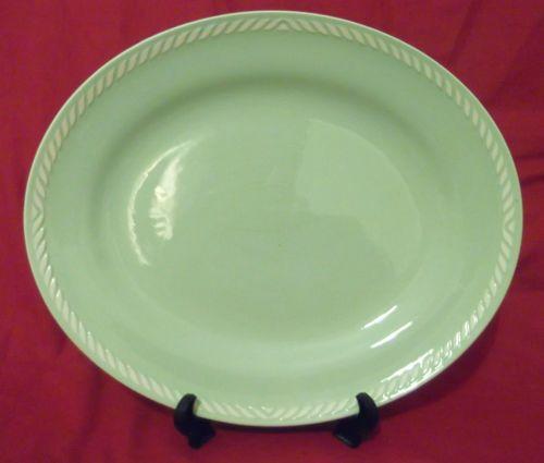 Vintage Figgjo Flint Norway Meat Platter