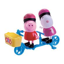Peppa Pig 3-inch Figure 2-Pack - Peppa