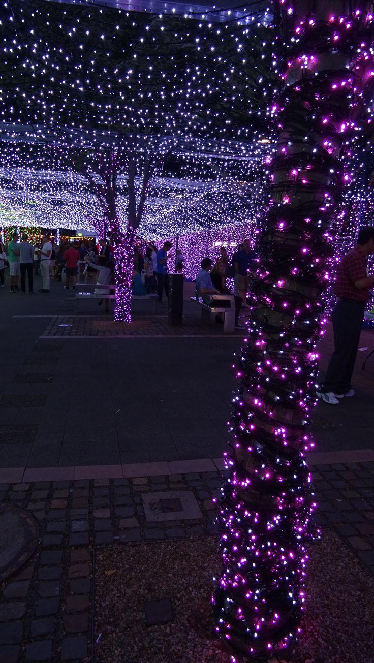 Canberra city centre, Australia.