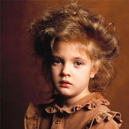 I wish so hard a daughter like Drew Barrymore...