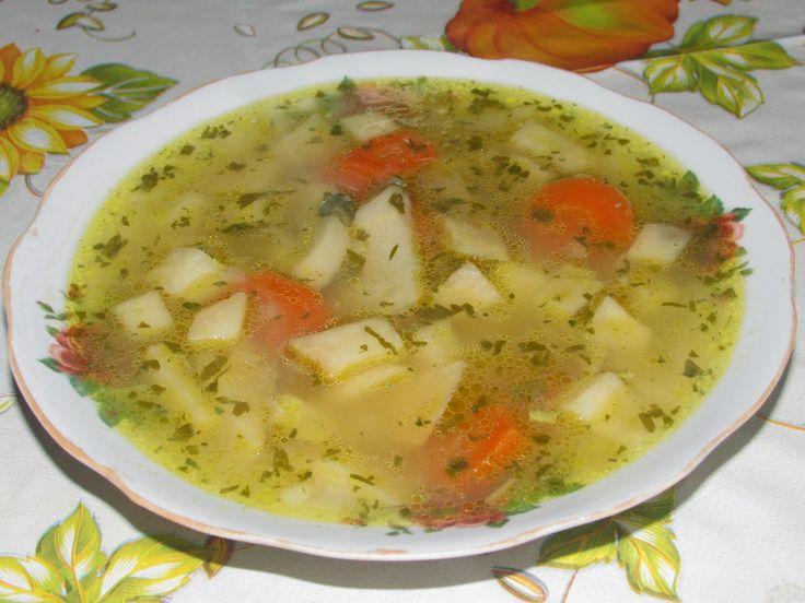 Bucataria tuturor: Supa acrisoara de legume.