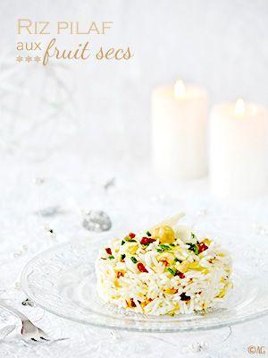 Alter Gusto | Accompagnement de fêtes #1 - Riz pilaf aux fruit secs -