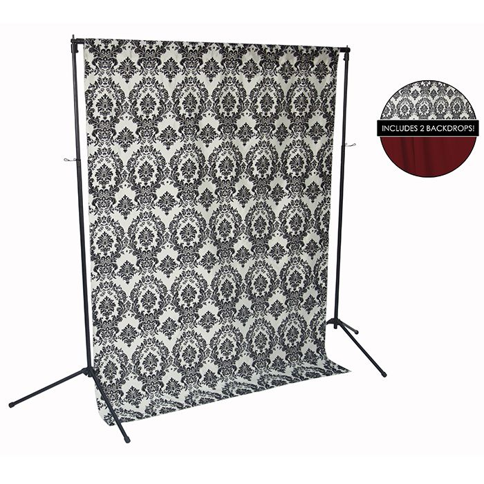 1000 Ideas About Fabric Backdrop On Pinterest