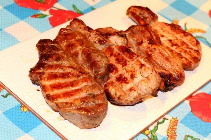 Корейка на костре Вкусный маринад для свинины. По итогу мясо получается острым, нежным и не жестким.