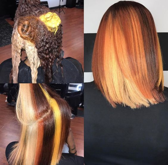 Dope color @msklarie Read the article here - http://blackhairinformation.com/hairstyle-gallery/dope-color-msklarie/