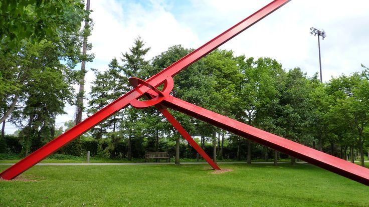 Грунтовой Дорога: Скульптура Сад Миннеаполис