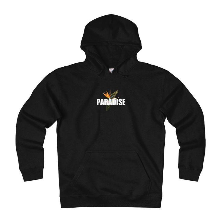 Paradise Hoodie - Black