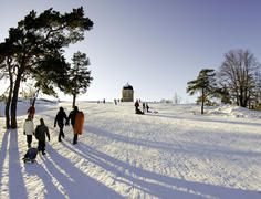 Kaivopuisto park. Photo: Riku Pihlanto/Visit Finland Media Bank