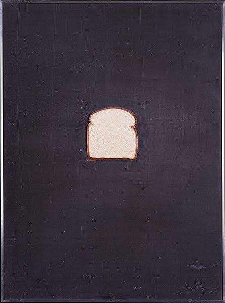 Bread , Jasper Johns, 1969