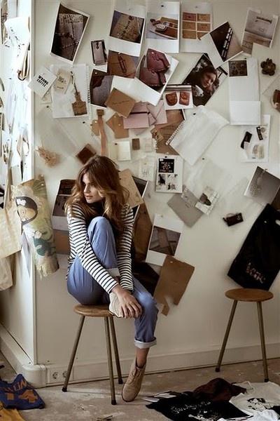 ....: Fashion, Idea, Inspiration, Style, House Scotch, Stripes, Photo, Wear