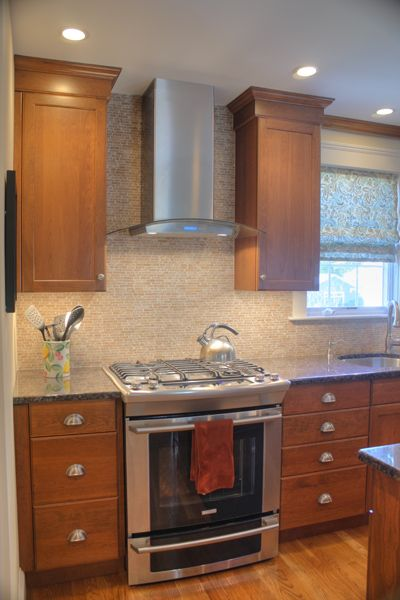 Kitchen Backsplash Height 113 best wood kitchens images on pinterest | shaker kitchen, dream