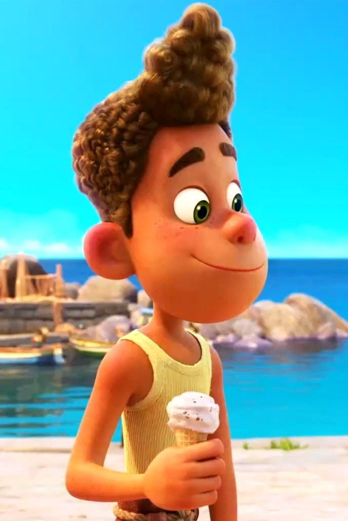 Pin By Disney Lovers On Luca New Pixar Movies Disney Pixar Movies Lucas Movie