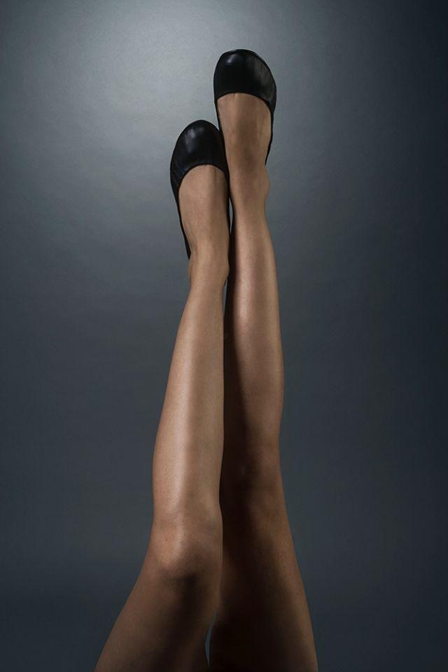 De pernas pro ar!