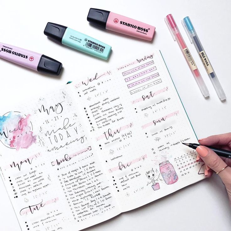 """Polubienia: 1,598, komentarze: 35 – Roz • bullet journal•studygram (@rozmakesplans) na Instagramie: """"Last weekend I've watched the first Guardians of he Galaxy movie and I couldn't resist switching my…"""""""