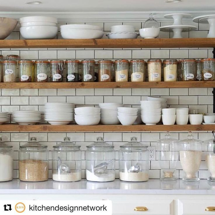 Best 25 Floating Shelves Kitchen Ideas On Pinterest Open Shelving Kitchen Shelf Interior And