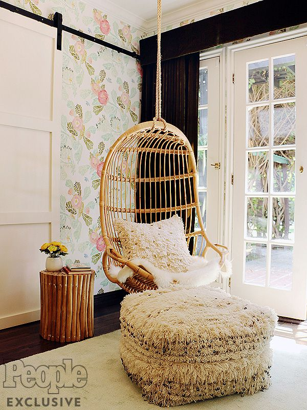 All the Details on Willa Ford's Boho-Chic Nursery – Plus Her Meaningful…