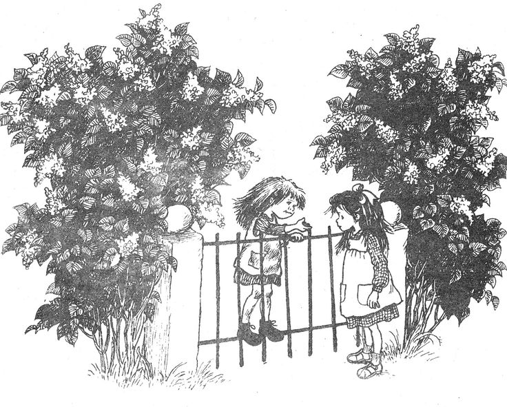 Ilon Wikland's illustrations have defined so much of how I perceived Astrid Lindgren's work as a child. They were magical.