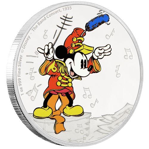 53 best Disney Coins images on Pinterest | Proof coins, Silver coins ...