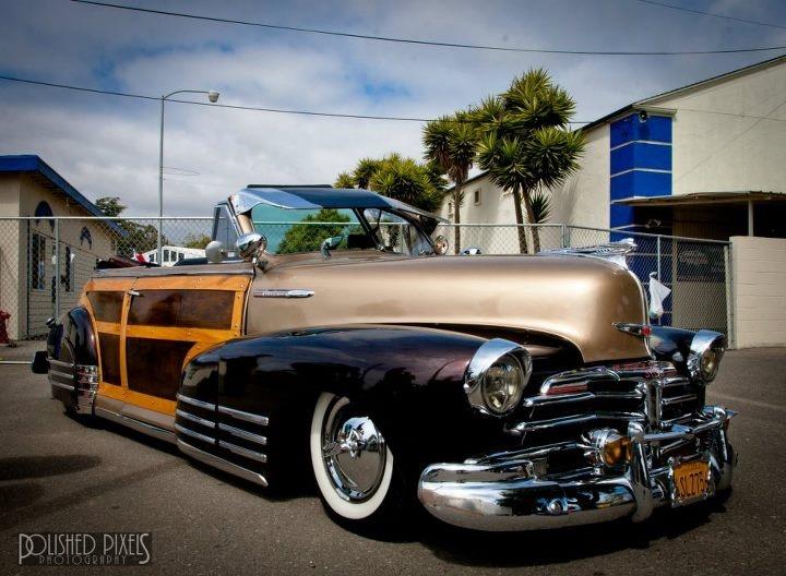 1948 Chevy lowrider