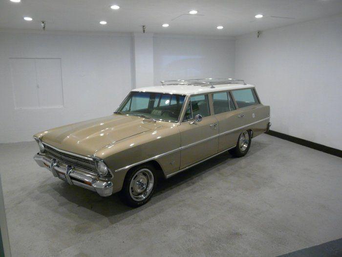 67 Chevy II Nova