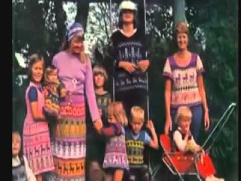 Hønsestrik - politik og strik - DR - 70'erne tur retur: 1974