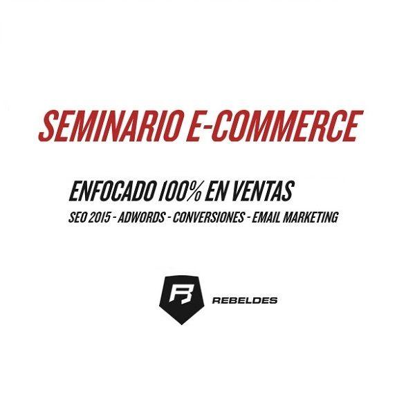 TODO LO QUE NECESITAS SABER SOBRE #SEO - Redes Sociales En nuestro Seminario Gratuito > http://www.rebeldesmarketingonline.com/webinar/landing_seminario_ecommerce.html?utm_source=RedesSocialesRMO&utm_medium=Pinterest&utm_campaign=Pinterest
