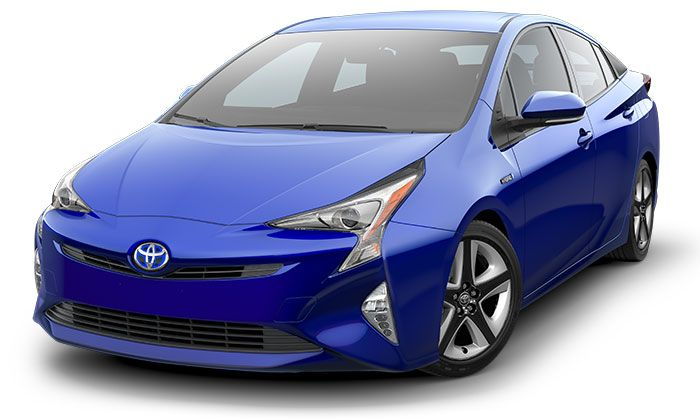 Toyota Prius Liftback Lease Deals & Finance Offers!