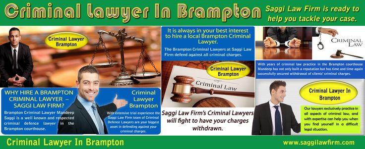 Visit this site https://goo.gl/maps/zzDxTCXBV5A2 for more information on a criminal lawyer in Brampton. A criminal lawyer in Brampton specializes in dealing with cases involving individuals or organizations with criminal allegations to their name. Their main aim is to help their clients from such a strategic legal defense so that there is no scope of losing the case. Regardless of the criminal offenses, hiring them will pay off for the good of the respective client.
