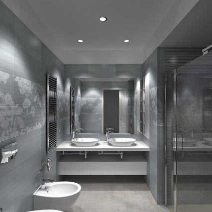 Il progetto di un arredo bagno realizzato dal nostro amico Architetto Lorenzo Isabella.