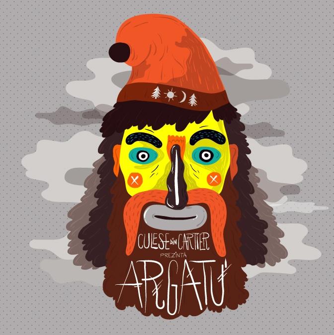 ARGATU' cd cover