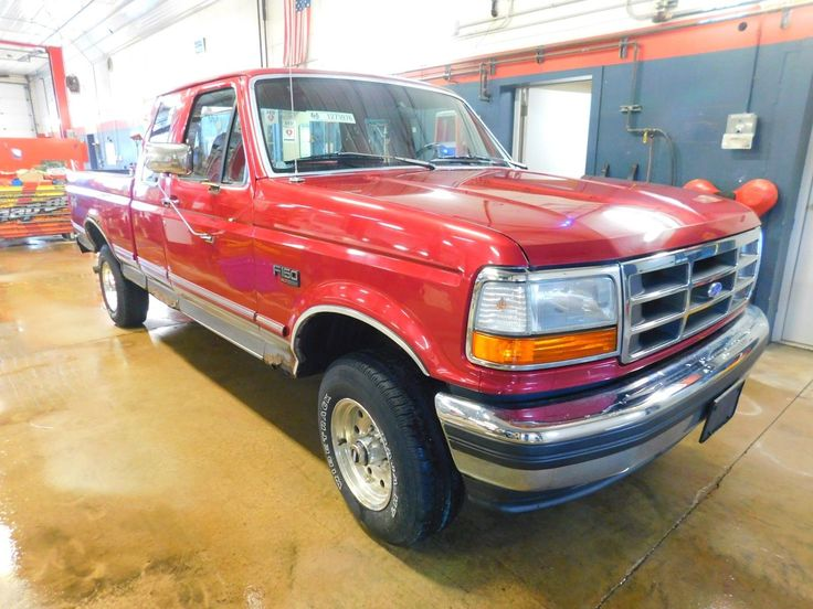 1994 Ford F-150 1994 Ford F150 XLT T1273976