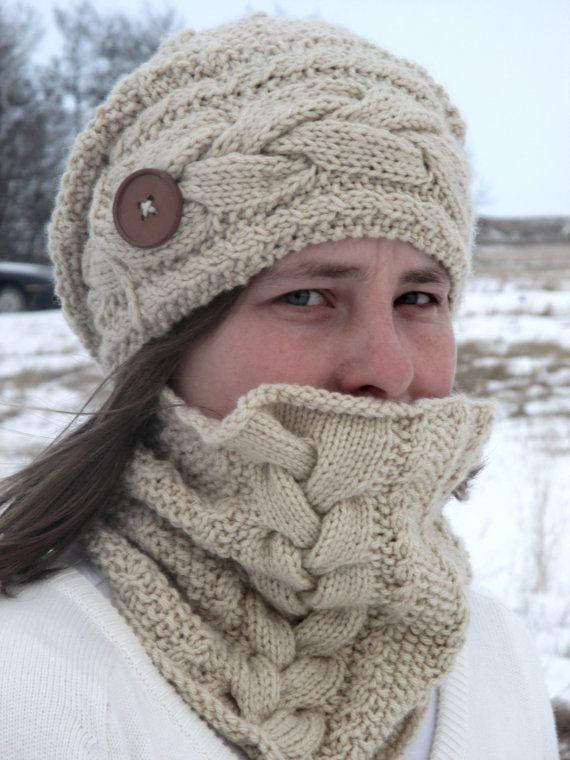 This is a KNITTING PATTERN for both Song of Joy Hat and Cowl. Song of Joy Hat and Cowl Set can be bought here for a discount when you purchase