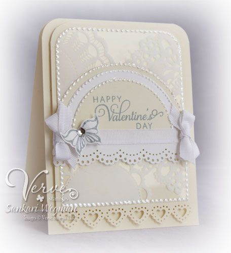 Soft and pretty, great for a wedding card