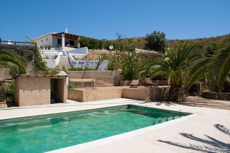 Urlaub im Algarve Ferienhaus