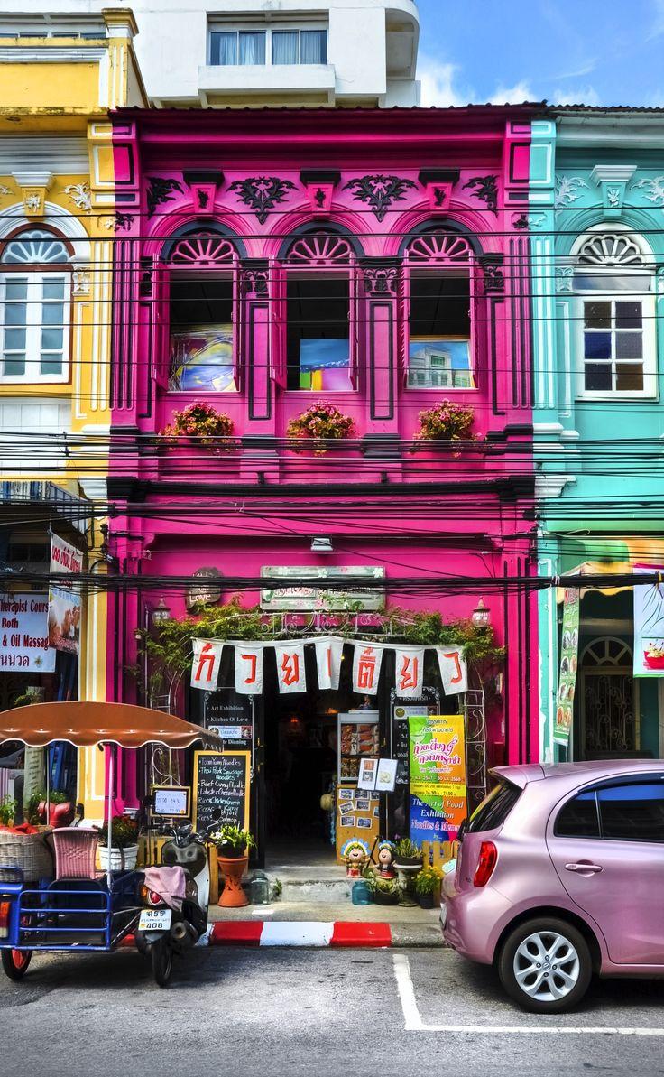 Casa de curry, phuket, Tailandia