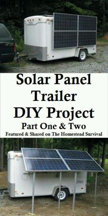 How Many Solar Panels To Power A Food Truck