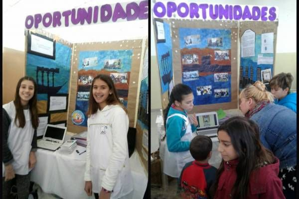 Dos proyectos de escuelas locales rumbo al Provincial de la Feria de Ciencia y Tecnología