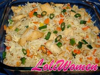 Loli Women - sobat  terbiasa makan siang hari? karena malas memasak , nah di artikel ini saa akan berbagi tentang cara memasak nasi gorang blue band ala saya ^^ semoga bermanfaat untuk sobat hutanmaya ^^berikut nih resepnya kalau ada yang di tambah tamabh aja boleh kok  600...