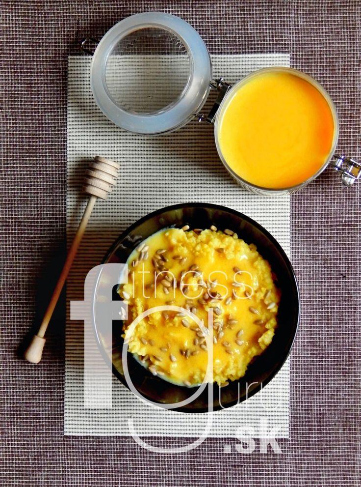 Pomarančový krém (orange curd)