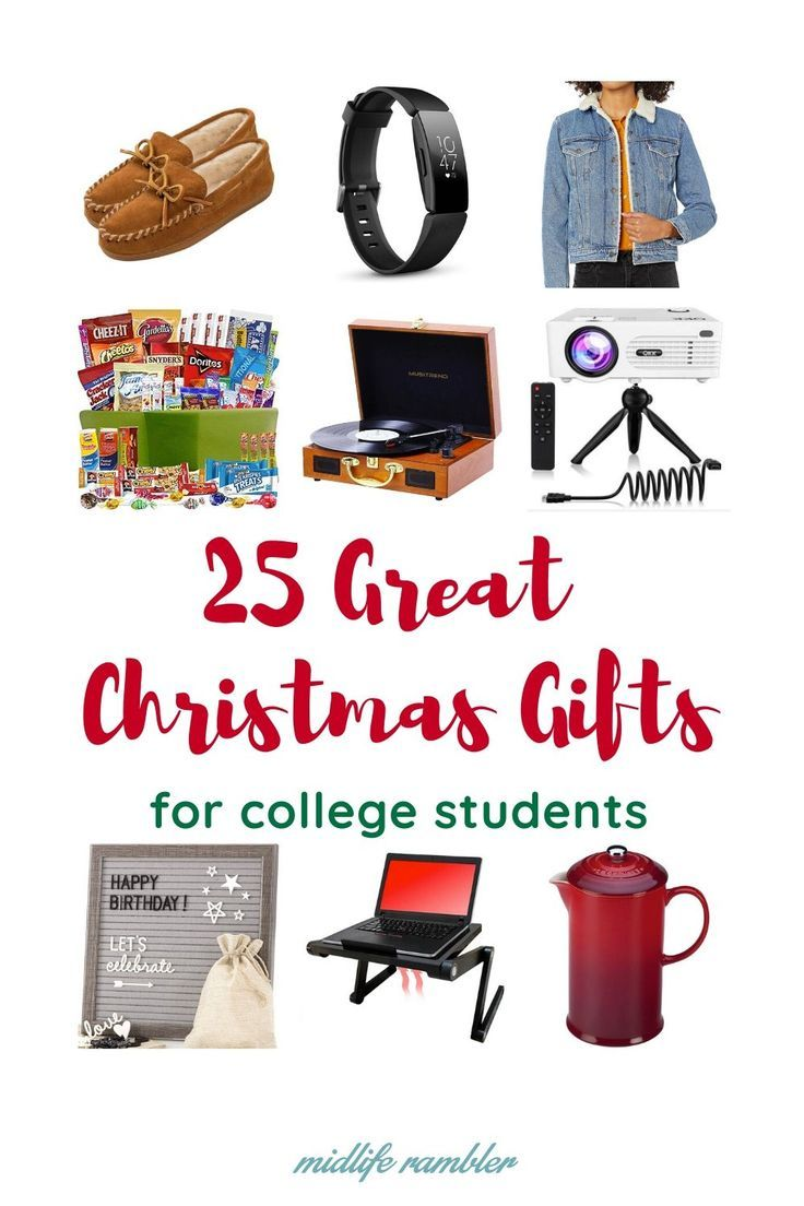 2020 Christmas Gifts For College Students Gift Guide 2020: 25 Great Christmas Gifts for College Students