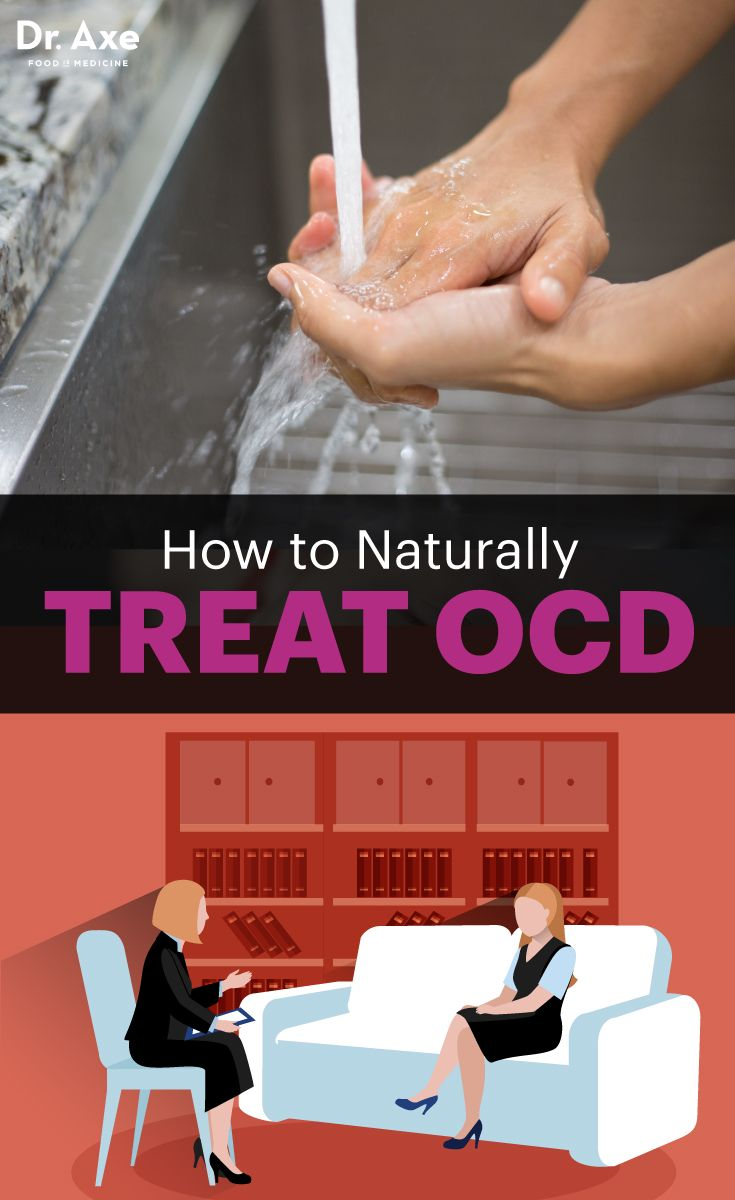 Natural OCD Treatment and Prevention Plan www.draxe.com #wellness #natural