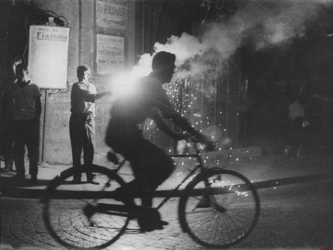 1957. Sabine Weiss, Untitled