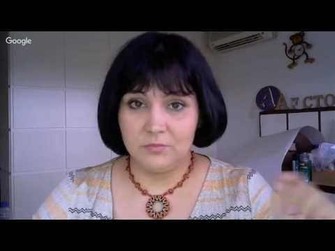 Вебинар Альбина Алфёрова  Изготовления часов в технике декупаж - YouTube