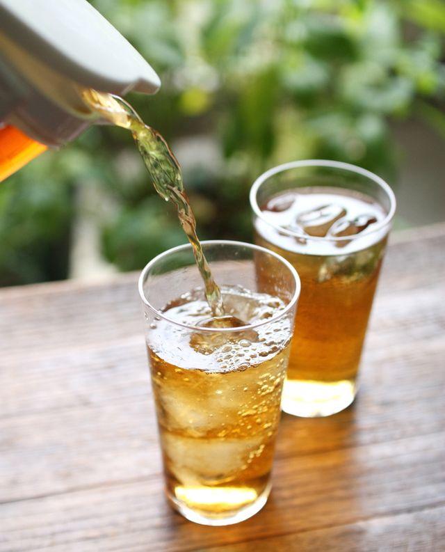 Barley tea(麦茶)