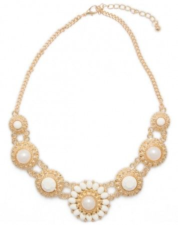 Popetto Pearl Bloom Necklace