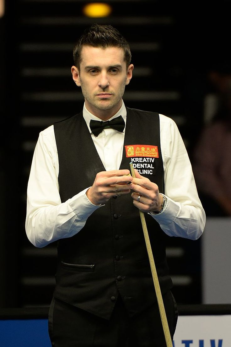 Mark Selby - World Champion 2014. Nicknames: The Jester from Leicester, Sat-Nav Selby, The Torturer