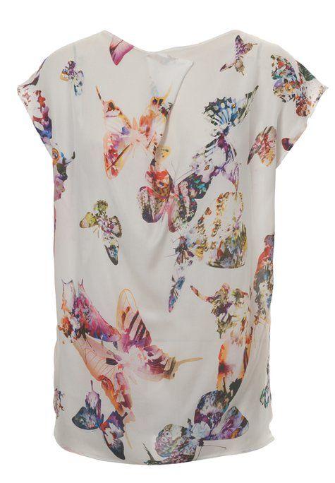 Simple summer top sewing pattern